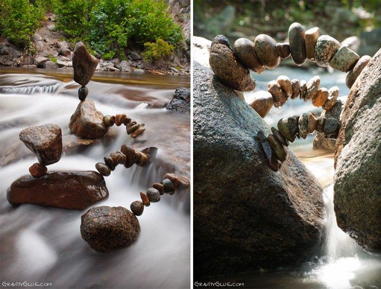 Медитирующие камни Майкла Грэба - 2