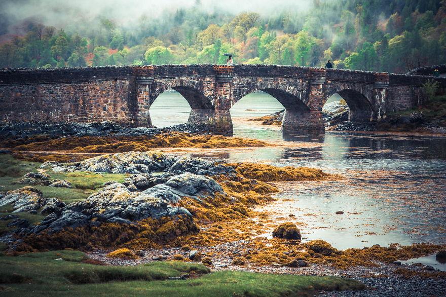 Старинные загадочные мосты со всего мира - 40 фото - 30