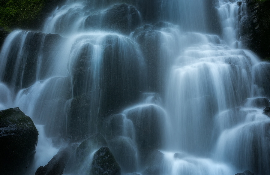 Водопад Фей (Fairy Falls)