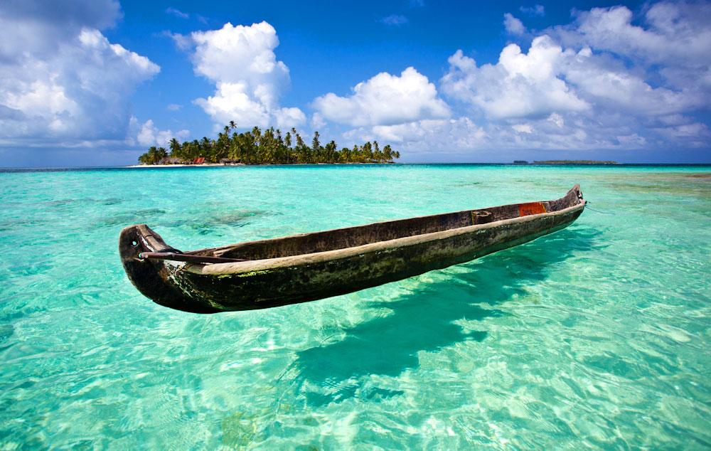 Остров Сан-Блас, Панама