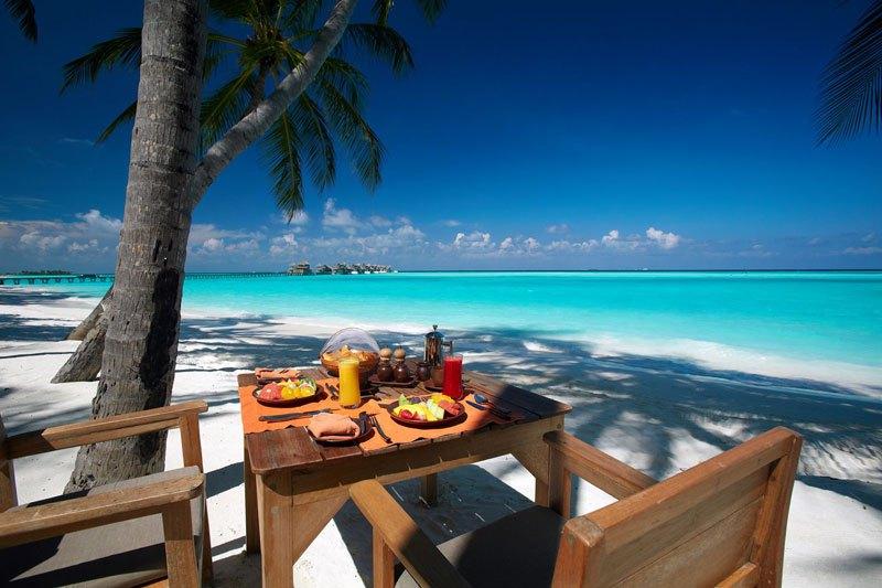 Гили Ланкафуши на Мальдивах - лучший отель 2015 года по версии TripAdvisor (18)