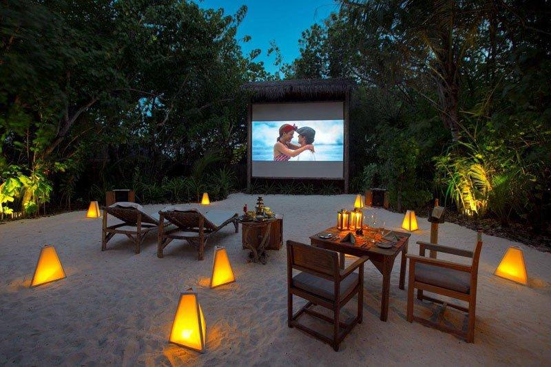 Гили Ланкафуши на Мальдивах - лучший отель 2015 года по версии TripAdvisor (1)
