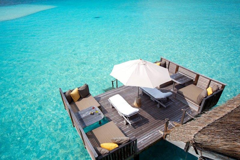Гили Ланкафуши на Мальдивах - лучший отель 2015 года по версии TripAdvisor (13)