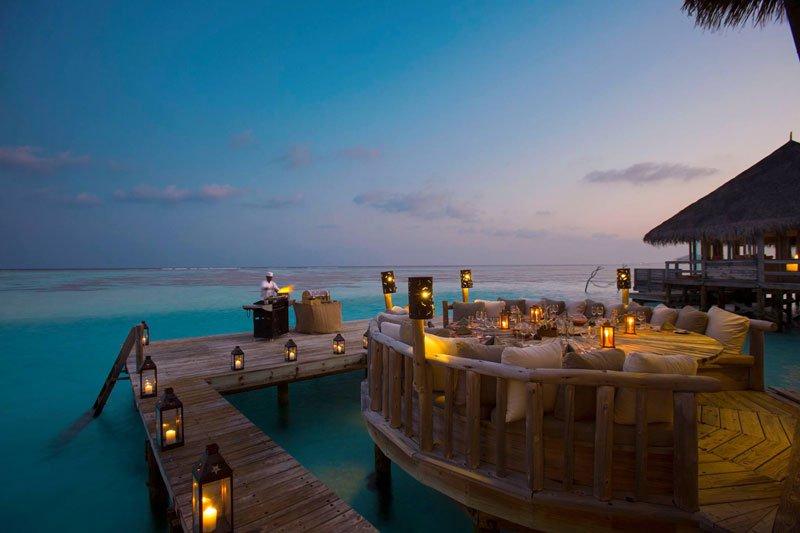 Гили Ланкафуши на Мальдивах - лучший отель 2015 года по версии TripAdvisor (7)