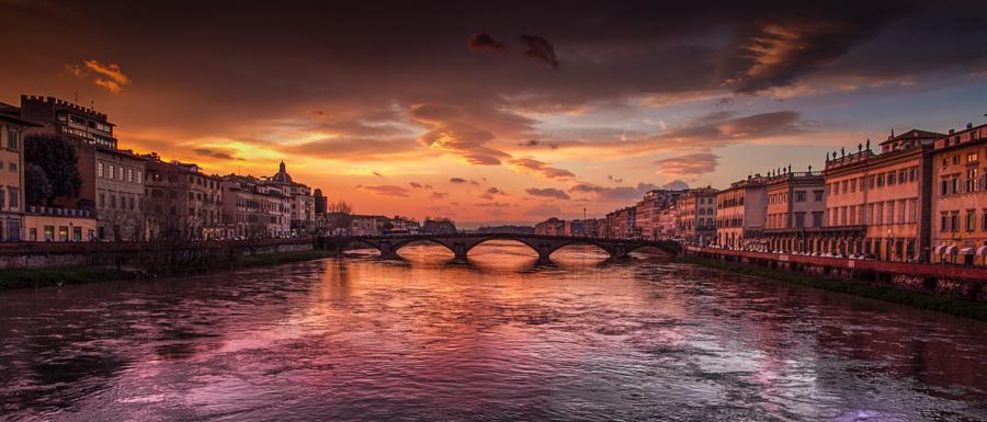 Флоренция, Италия 3