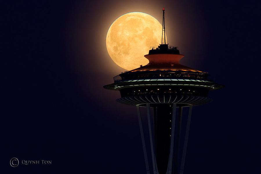 Сиэтл, Вашингтон, США 53