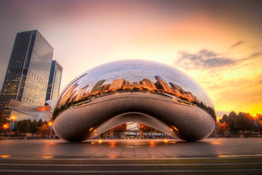 Чикаго, штат Иллинойс, США 88