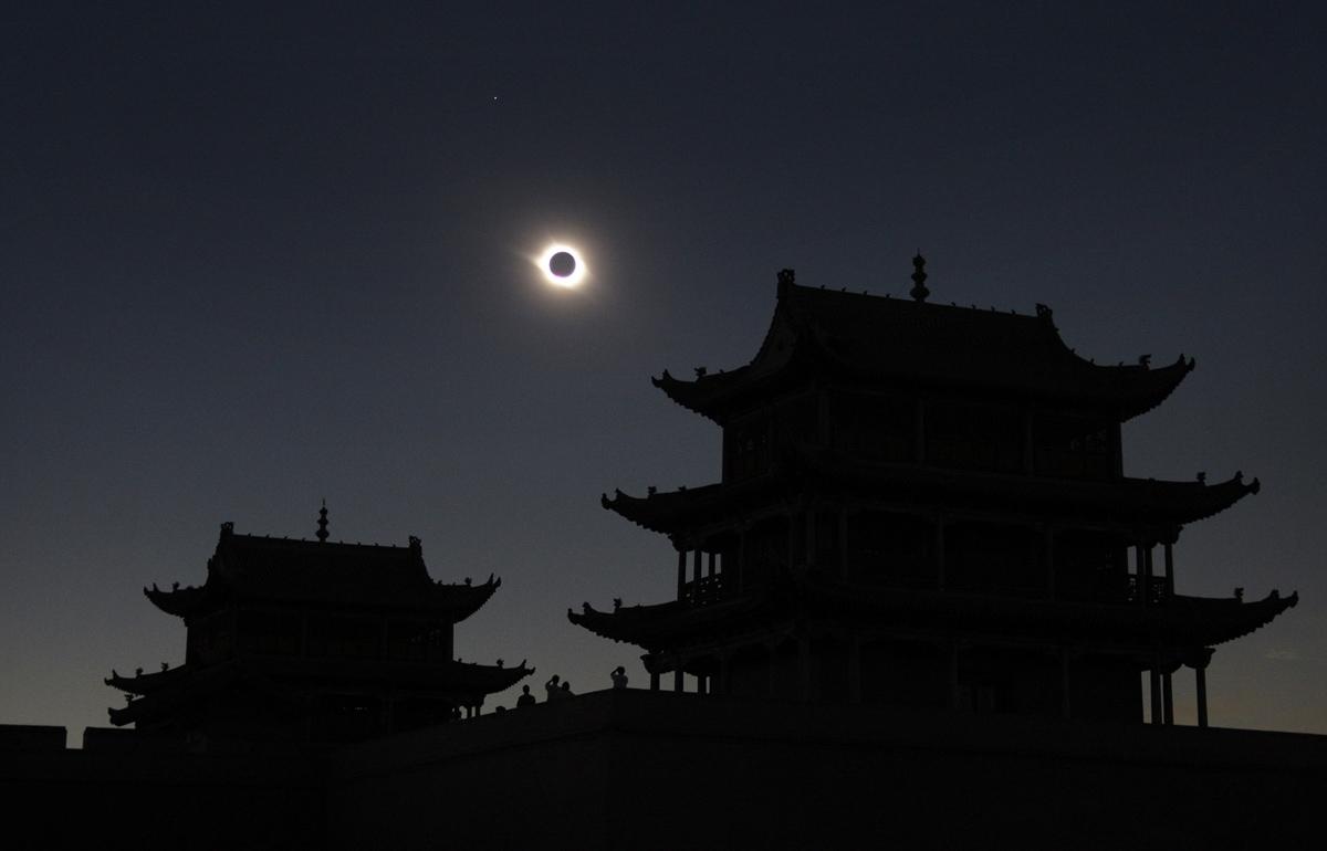Peyzazhnye fotografii Gansu Kitay 14