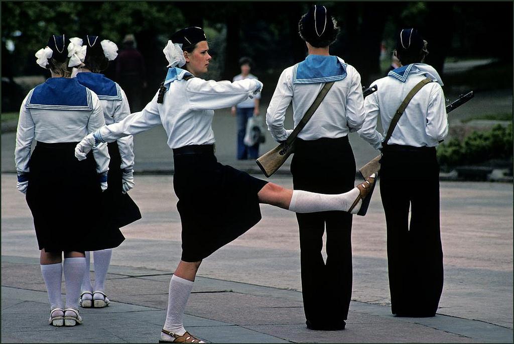 Одесса в 1982 году. фотожурналист Иэн Берри 12