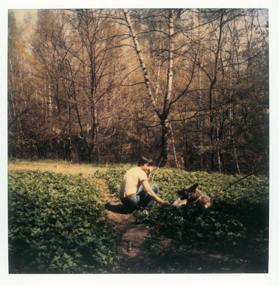 Андрей Тарковский фотографии полароид 169