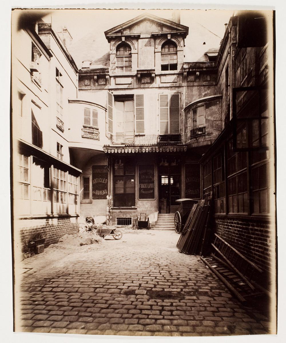Ретро фотографии Парижа 8
