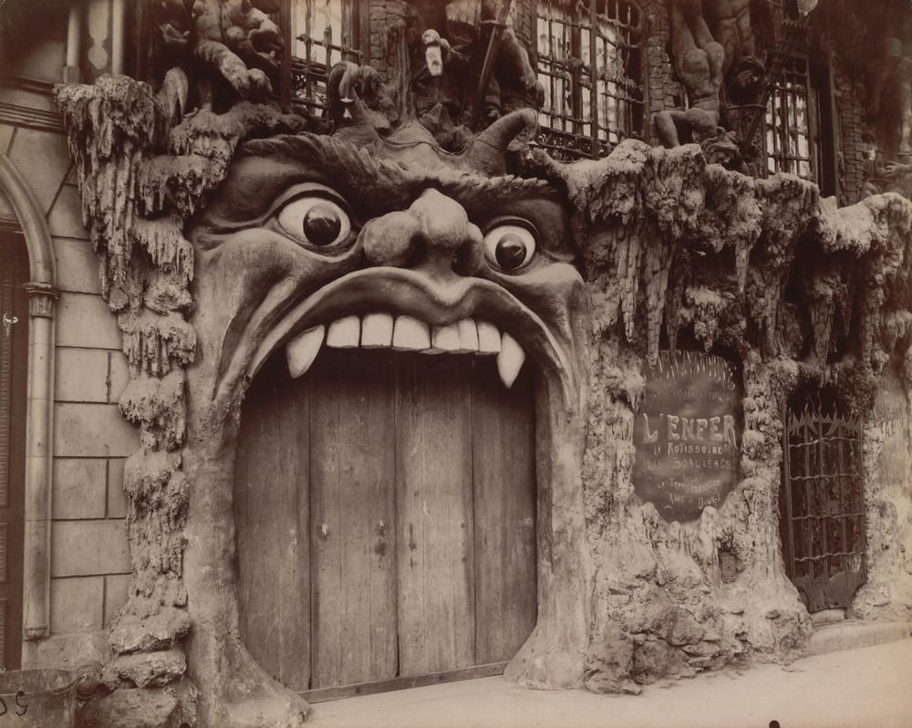Старый Париж в фотографиях Эжена Атже 11