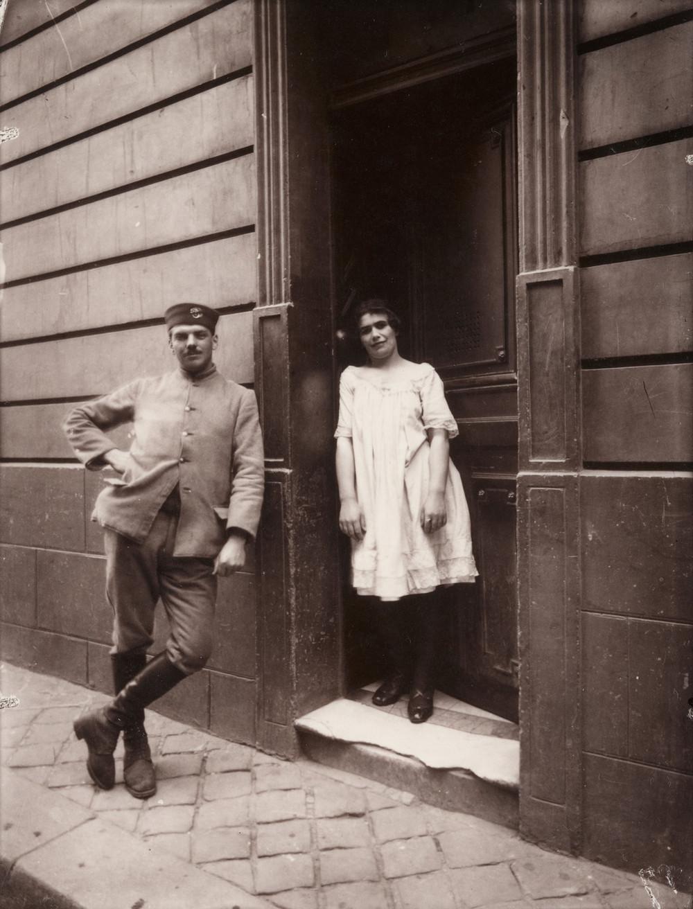 Старый Париж в фотографиях Эжена Атже 32