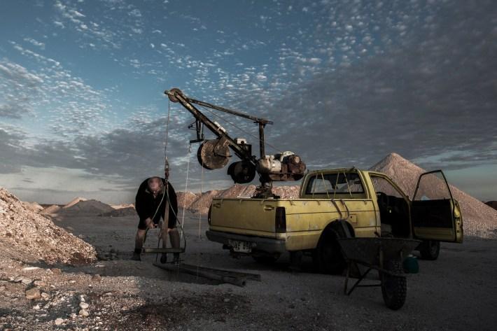Как живёт подземный город Кубер-Педи в австралийской пустыне  12