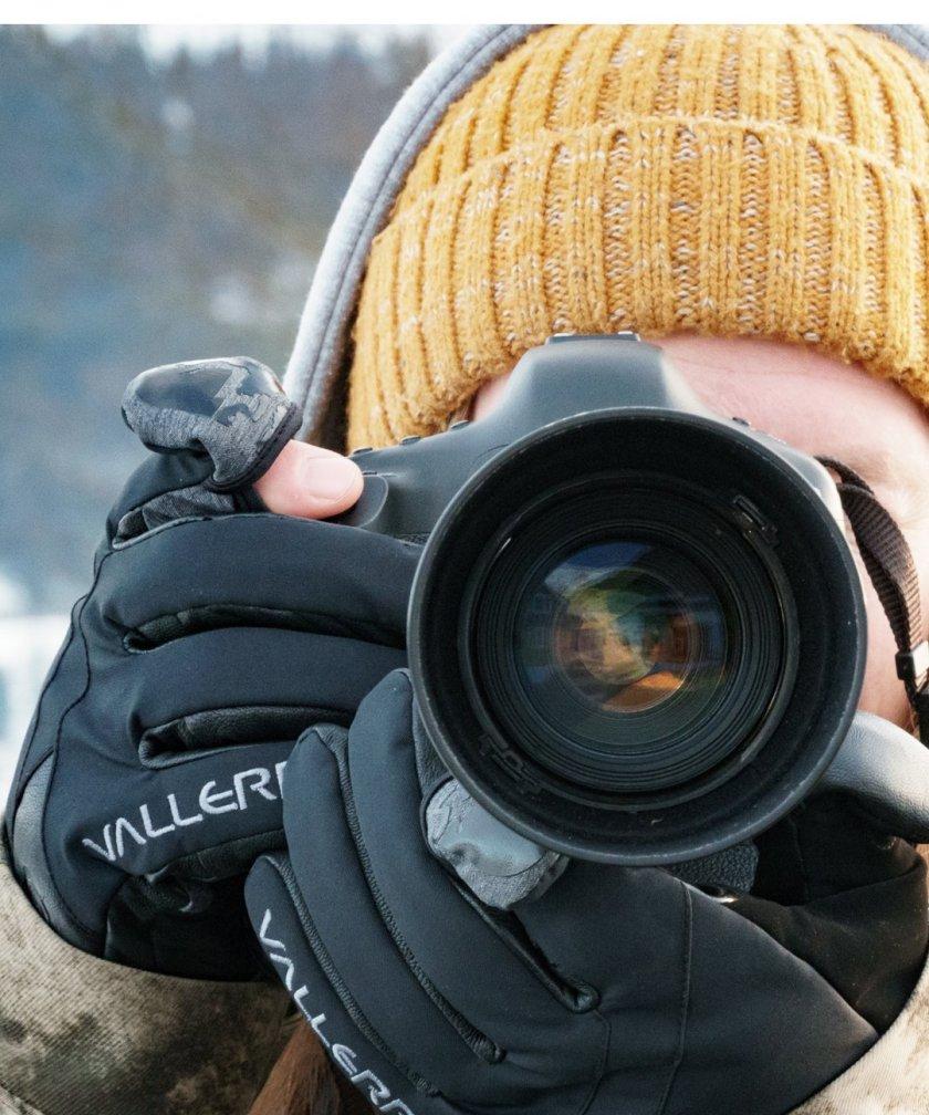 Vallerret Photography Glove - IPSOOT - Size XXL (ประกันศูนย์)