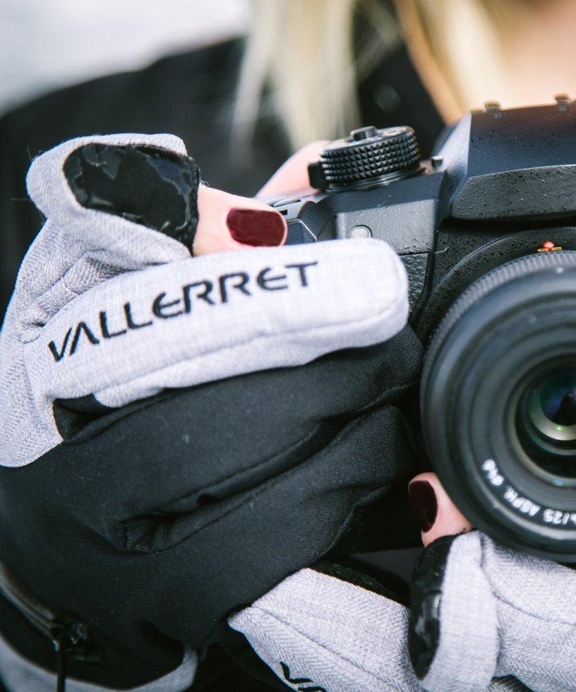 Vallerret Photography Glove - Women's Nordic - Size XS (ประกันศูนย์)