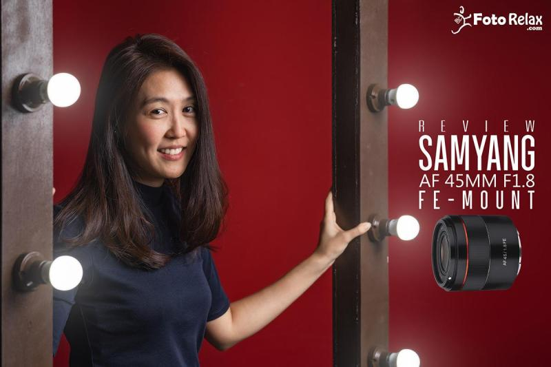 รีวิวเลนส์ Samyang AF 45mm
