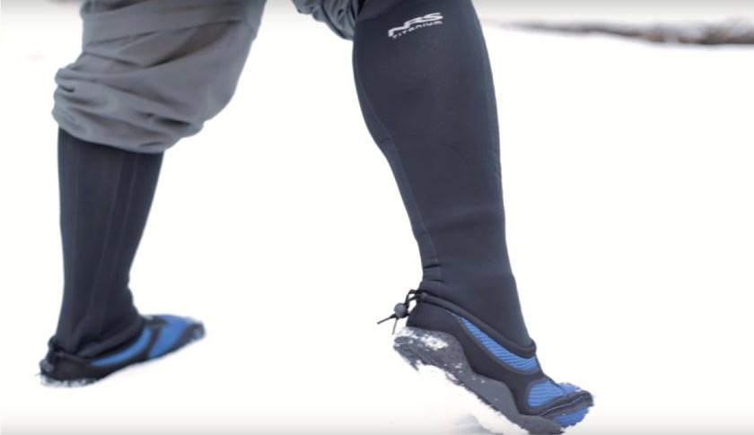 NRS - Boundary Socks with HydroCuff