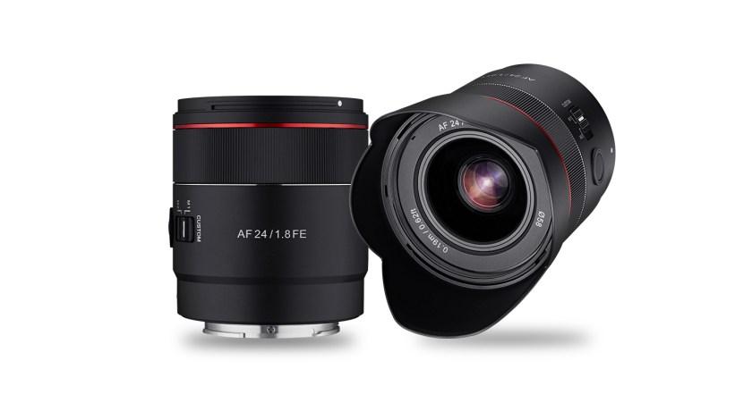 เปิดตัว Samyang AF 24MM F1.8 สุดยอดเลนส์ถ่ายดาวตัวใหม่ สำหรับกล้อง Sony FE