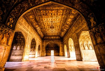 Hall @ Agra Fort