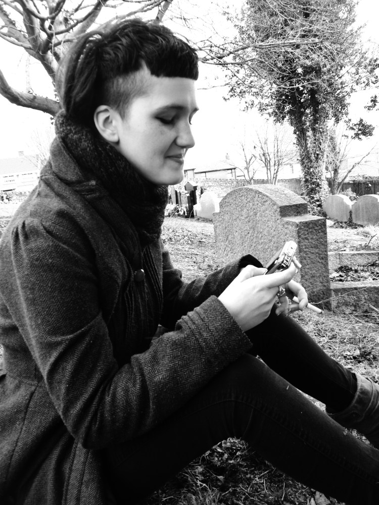 Marie in the Graveyard (1/4)