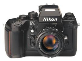 Nikon F4 Camera body