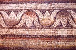 Mosaic Floor, Israel, photo by Lorelle VanFossen