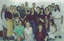 Lorelle's Hebrew Class