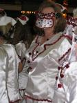 Mardi Gras 2006 - Polka Dots Parade, Mobile, Alabama, photograph by Lorelle VanFossen