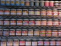 granville island market chutneys relish jars by lorelle vanfossen