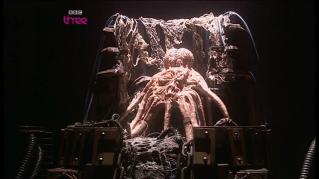 doctor who - dalek inside