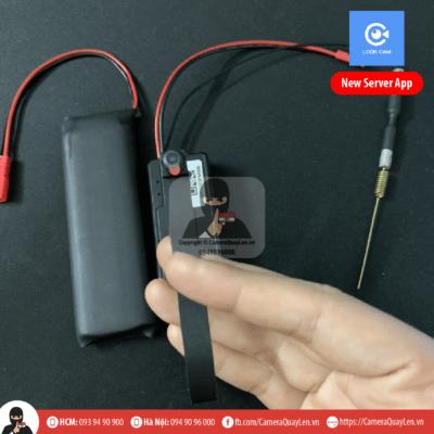 camera NV75 siêu nhỏ ngụy trang, new server app lookcam