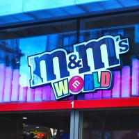 Travel | So much more than chocolate: m&m's World London