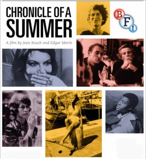 CHRONICLE OF A SUMMER 01