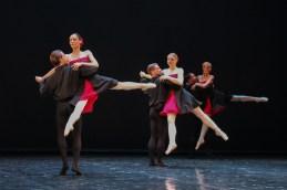 Na odru pa so na glasbo Funtanga odlično interpretirali plesalci baletnega ansambla SNG ljubljanske opere.