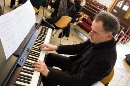 ... in organist