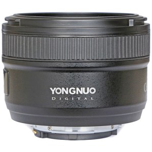 Yongnuo YN 50mm Lens for Nikon F
