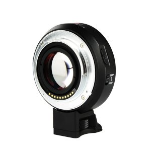 VILTROX EF-E II Speed Booster 0.71x Auto Focus Lens Adapter for Canon EF Lens to Sony E-Mount Camera a9 a7r iii a7r ii a7iii a7s a6500 a6300