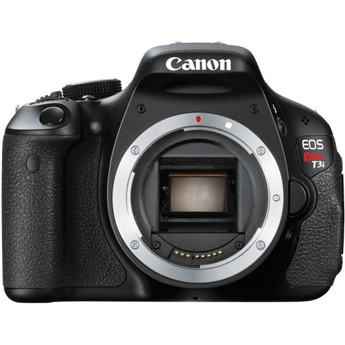 Canon EOS Rebel 600D/T3i DSLR Camera Body Only (USED)