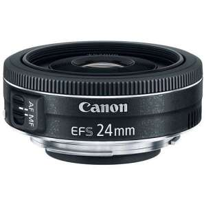 Canon EF-S 24mm f/2.8 STM Lens (UK USED)
