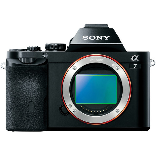 Sony Alpha a7 Mirrorless Camera Body Only UK USED