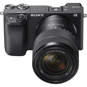 Sony Alpha a6400 Mirrorless Digital Camera with 18-135mm Lens (UK USED)