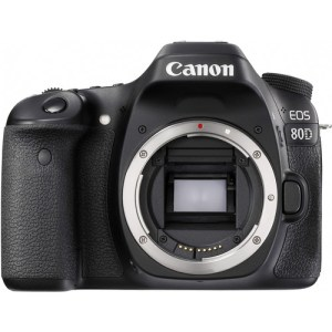 Canon EOS 80D DSLR Camera Body Only (UK USED)