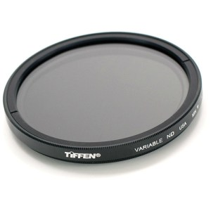 52mm Variable Neutral Density Filter