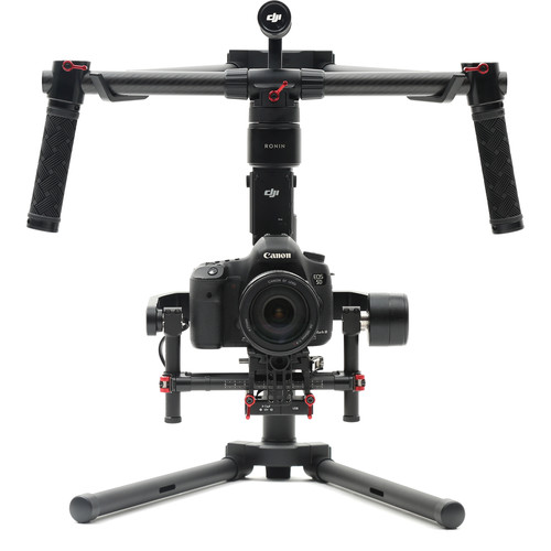 DJI Ronin-M 3-Axis Handheld Gimbal Stabilizer UK USED