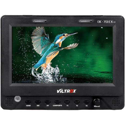Viltrox DC70 EX 7 LCD On-Camera Monitor SDI