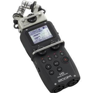 Zoom H5 4-Input / 4-Track Portable Handy Recorder