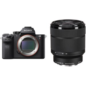 Sony Alpha a7R II Mirrorless Camera with 28-70mm Lens UK Used
