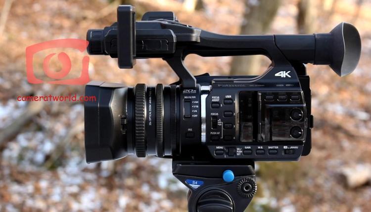مراجعة شاملة لكاميرا باناسونيك HC-X1000 4K