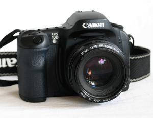 Canon EOS-10D Manual User Guide